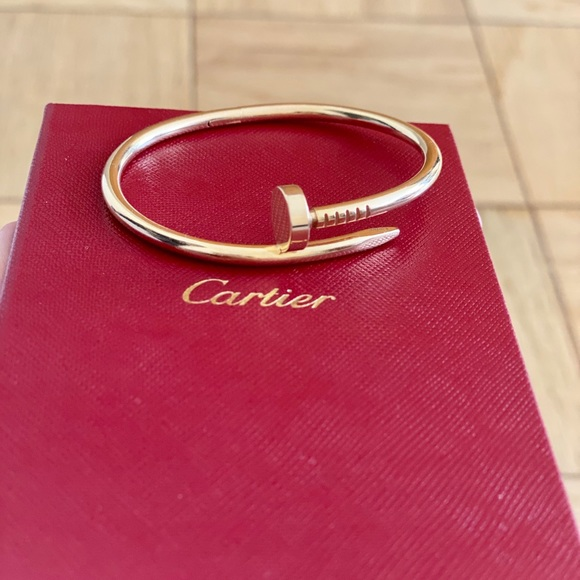 Authentic Cartier Juste UN Clou bracelet